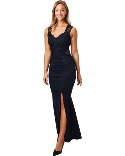 Kleid, langpitzen, für Damen