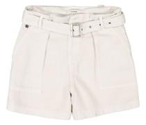 Shorts, Gürtel, High Waist,