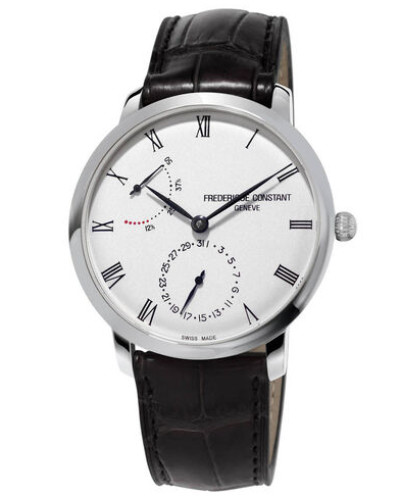 "Armbanduhr ""Slimline Power Reserve Manufacture"" FC-723WR3S6"
