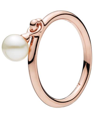 """Ring """"187525P"""",  ROSE mit Zuchtperle, 56"""