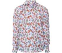 Hemd, Allovermuster,