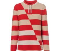 """Pullover """"Henny"""", asymmetrisches Design, Kordelzug,"""