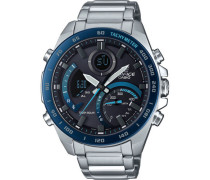 "Herrenuhr ""EDIFICE"" ECB-900DB-1BER, connected Watch, Solaruhr, Chronograph"