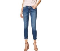 Jeans, Super Skinny, Bindegürtel,