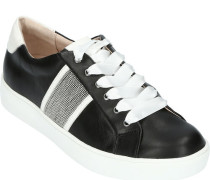 "Sneaker ""Lilli""eder, Plateau-Sohle,"