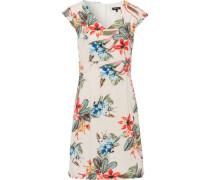Kleid, Baumwolle, Blumenmuster,