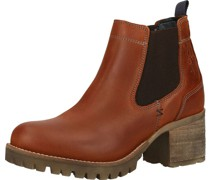 Ankle Boots, matt, Stretch,
