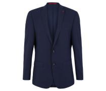 Sakko als Anzug-Bauskasten-Artikel, Slim Fit, wasserabweisend