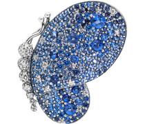 "Brosche ""Blue Butterfly"" 697996NCB, 925 Sterling Silber"