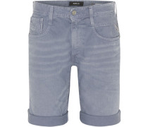"Shorts ""Anbass"", Slim Fit, Waschung,"