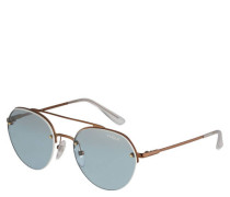 """Sonnenbrille """"VO 4113-S 50747C"""", Pantoetallgestell, Filterkategorie 1N"""