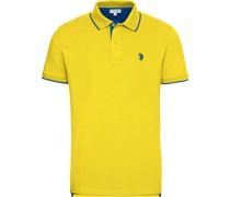 Poloshirt, Rippbündchen,