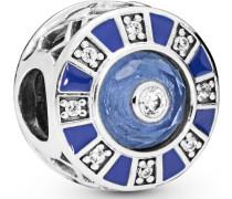 "Charm ""Blue Mosaic"" 798031EN195"
