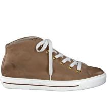 Hightop-Sneaker, Glattleder,