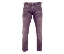 Jeans, Regular Fit, Stretch, Five-Pocket Look,