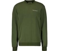 Sweater, Rundhals, Print,