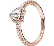 """Ring Herz """"188421C02"""",  ROSE"""