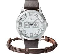 Herrenuhr mit Armband
