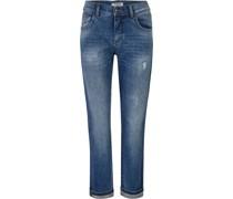 "Jeans ""Darleen"", uni, 5-Pocket-Style,"