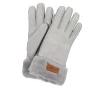 Handschuhe, Ziernähte, Umschlagabel,