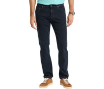 "Jeans ""RANDO"", Regular Fit, 5-Pocket-Form, uni,"