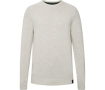 Pullover, O-neck Bündchen,