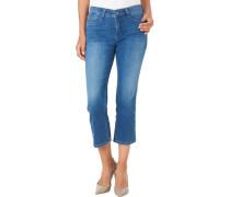 Jeans, 7/8 Länge, Straight,