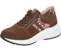 Sneaker, Schnürschuh, Keilabsatz, Reißverschluss,