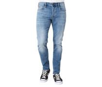 """Jeans """"3301 Slim"""", Slim Fit, Waschungen,"""