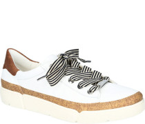 Sneakereder, High Soft Sohle, Kork-Detail,