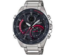 "Herrenuhr ""EDIFICE"" ECB-900DB-1AER, connected Watch, Solaruhr, Chronograph"