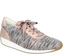 Sneaker, Strick-Optik, innovative Sohle,
