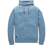 Sweatshirt, Kapuze, Tasche, Stickerei,