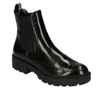 Chelsea Boots, robuste Profil-Sohleack-Optik