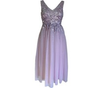 Mini-Kleid, Pailletten, Ball, prunkvoll,