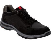 """Sneaker """"EFRAT"""", Glattleder, uni, Gummisohle, Variofußbett,"""