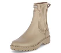 Chelsea Boots, Textil-Synthetik-Mix, rutschhemmend,