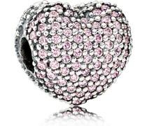 Verliebt Charm mit Zirkonia 791427PCZ