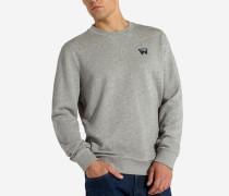 Sweatshirtogo, Baumwolle,