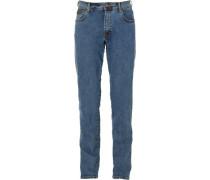 """Jeans """"Texas"""", gerades Bein, Baumwoll-Stretch,"""