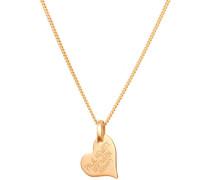 Halskette North Love 18K Plated Gold PH-HN-G
