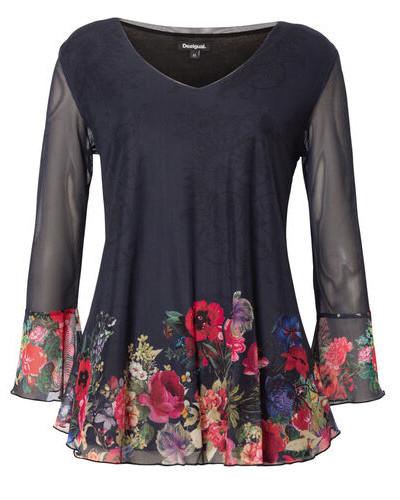 Shirt, Lagen-Look, S