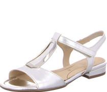 Sandaleeder, Klettverschluss,