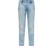 Jeans, Regular Fit, Baumwolle,