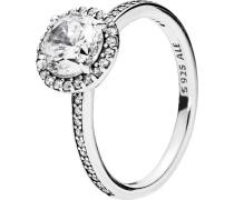 "Ring Klassische Eleganz ""196250CZ"", 925er"