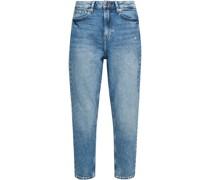 Jeanshose, uni, 5-Pocket,