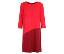 Kleid, 3/4-Arm, Colour-Blocking