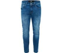 """Jeans """"John"""", Straight Leg, Waschung,"""