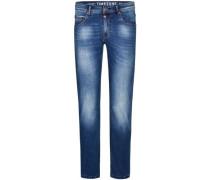 """Jeans """"Scott"""", Slim Fit, sehr schmales Bein, Waschung"""