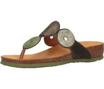 Zehentrennereder, forgeformtes Fußbett,